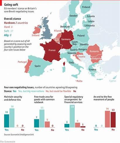 Brexit Hard Britain Chart Economist Graphic Daily