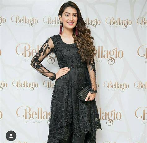 aiza khan  gorgeous  black stylepk
