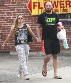 Ronda Rousey Boyfriend Suzuki by Ronda Rousey S Boyfriend On How He Helped After