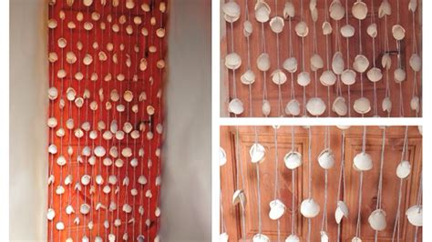 How To Make An Awesome Curtain Of Seashells Fireplace Doors At Home Depot Screen Mesh Install Insert Protect Tv From Heat Mantel Oak Lcd How To A Wood Burning 1500 Watt Electric