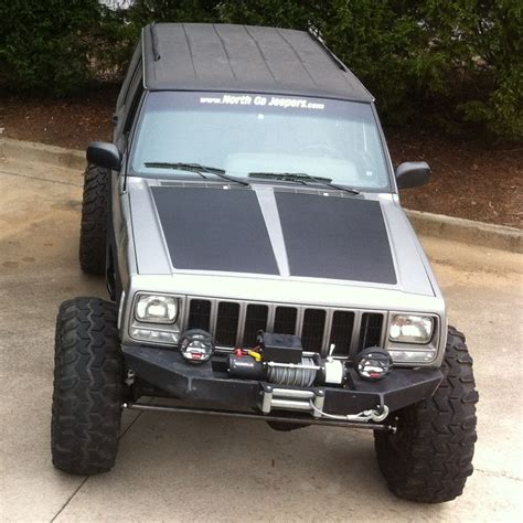 jeep grand cherokee blackout new blackout hoods for jeep grand cherokee wj 1999 2004