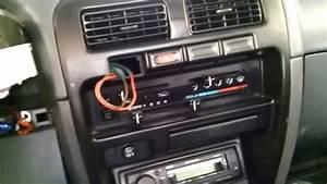 1995 Nissan D21 Hardbody Dash Cluster Hack