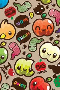 Images Of Cute Food Iphone Wallpaper
