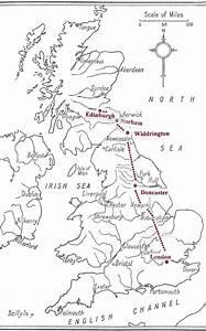 Tudor Stuart England Carry U0026 39 S Ride Map