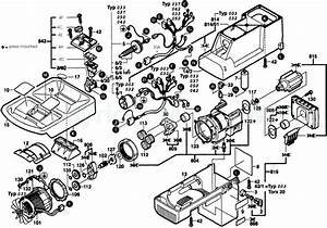 Bosch Axt 2200hp 0600852042 Spares