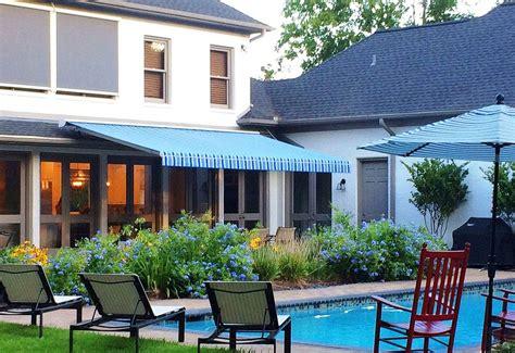 retractable patio awnings jacksonville fl  coast shade