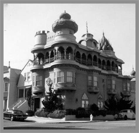 San Francisco, A History The Old Vedanta Temple