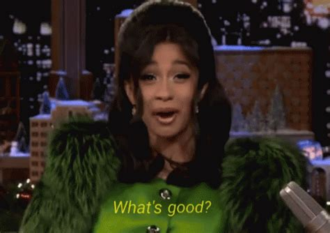 cardi b you want to know something 8 cardi b gifs that nail our tax season woes fkd