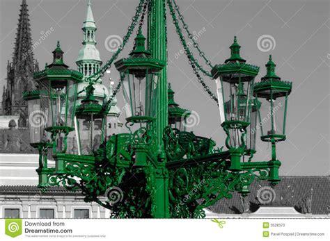antique gas street ls vintage gas street light stock photo image 3528370
