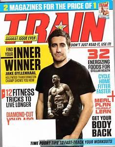 "Jake Gyllenhaal ""Southpaw"" Workout: 2,000 Sit-Ups A Day ..."