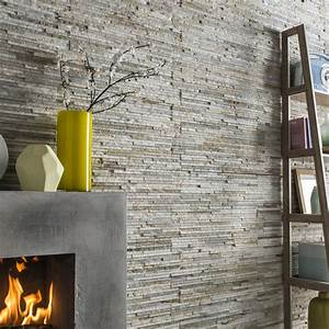 Plaque De Parement Leroy Merlin : plaquette de parement pierre naturelle rose gris beige ~ Dailycaller-alerts.com Idées de Décoration