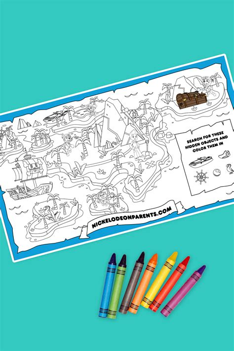 Ryans Mystery Play Day Free Coloring Pages