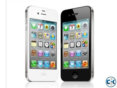 iphone 4s new iphone 4s 16 gb brand new intact clickbd