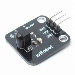 Wrobot Digital 38khz Ir Receiver Sensor