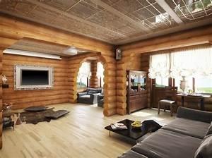 Srubové domy - luxusní dřevěné stavby HOME