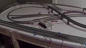 Kato Unitrack Dcc Wiring For Small Layout N Scale Part Ii