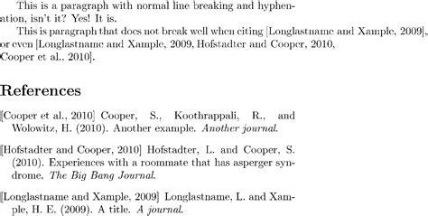 write  bibliography page   style