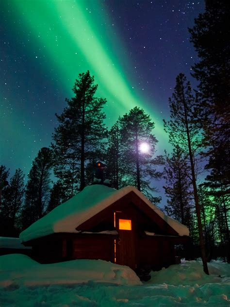 finland northern lights where to see the northern lights travel unpacked