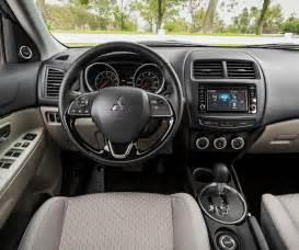 2017 Mitsubishi Outlander Sport Interior