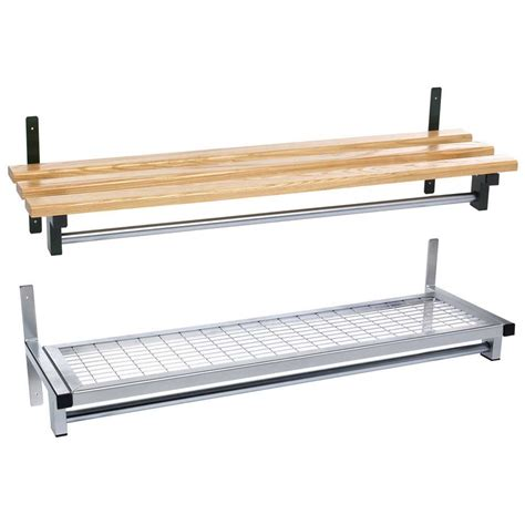 rail shelf hanging under wood garment fixed mesh wide trucks touch mouse ese