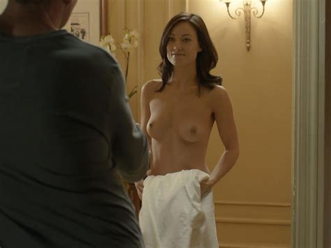 Olivia Wilde Topless In Third Person Paparazzi Oops Paparazzi Oops