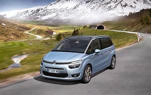 Citroën Grand C4 Spacetourer : citroen grand c4 picasso specs photos 2013 2014 2015 2016 autoevolution ~ Medecine-chirurgie-esthetiques.com Avis de Voitures