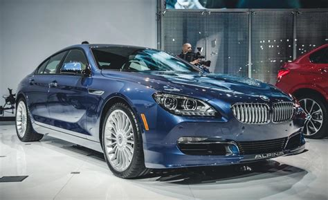 2015 Bmw Alpina B6 Gran Coupe