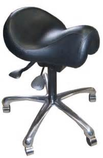 Saddle Chair with Back Seat