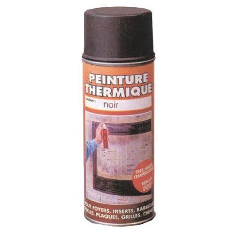 peinture alimentaire leroy merlin peinture thermique noir mat pyrofeu a 233 rosol de 400 ml leroy merlin