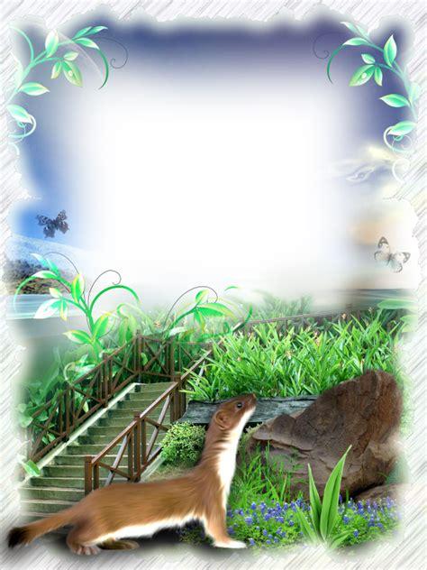 nature transparent photo frame gallery yopriceville