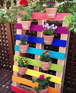 50 ideen fur diy gartendeko und kreative gartengestaltung With balkon ideen mit kindern
