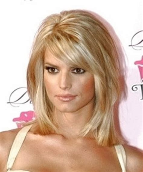 choppy medium length hairstyles