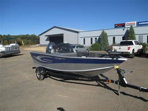 Pro Angler Boats by Smoker Craft 171 Pro Angler Boats For Sale