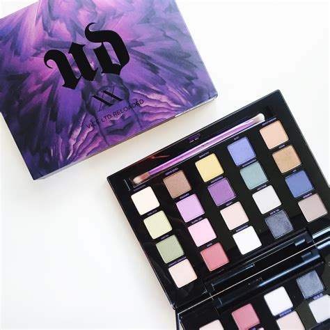 decay xx vice ltd reloaded eyeshadow palette
