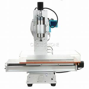 1500w 5 Axis 3040 Cnc Router Engraving Machine Table 110v