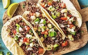 Recette Tacos Mexicain : l 39 influence mexicaine les tacos adhauc le blog ~ Farleysfitness.com Idées de Décoration