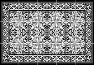 Set De Table Carreaux Ciment : set de table carreaux de ciment s raphine ~ Melissatoandfro.com Idées de Décoration
