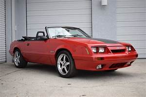 Used 1986 Ford Mustang Custom For Sale ($6,997) | Track and Field Motors Stock #160418