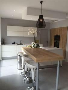 peinture cuisine meuble marron 20171013235132 tiawukcom With awesome couleur peinture taupe clair 2 couleur peinture cuisine 66 idees fantastiques