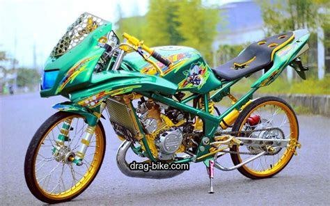 Foto Gambar Drag by Foto Motor Drag Bike Impremedia Net