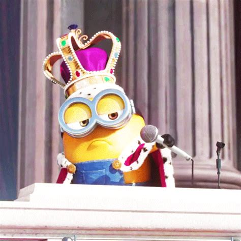 funny minion king bob cartoons pictures