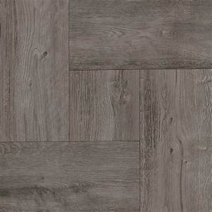 trafficmaster take home sample grey wood parquet peel With grey parquet flooring