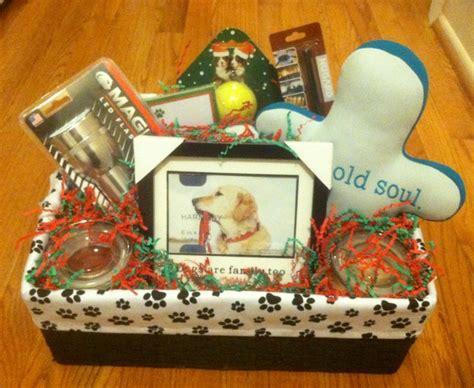 gift basket   dog lover  gift baskets raffle