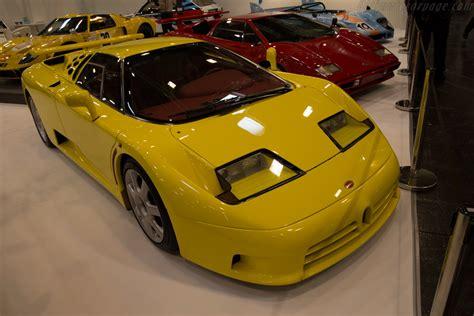 Bugatti EB110 SS - Chassis: 39038 - Entrant: Jan Lühn ...