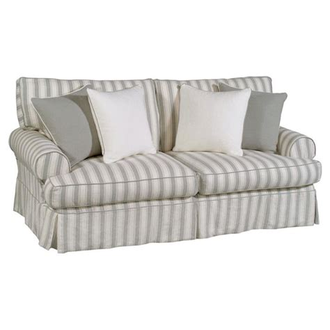 striped sofa interesting things