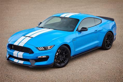 Grabber Blue 2017 Mustang