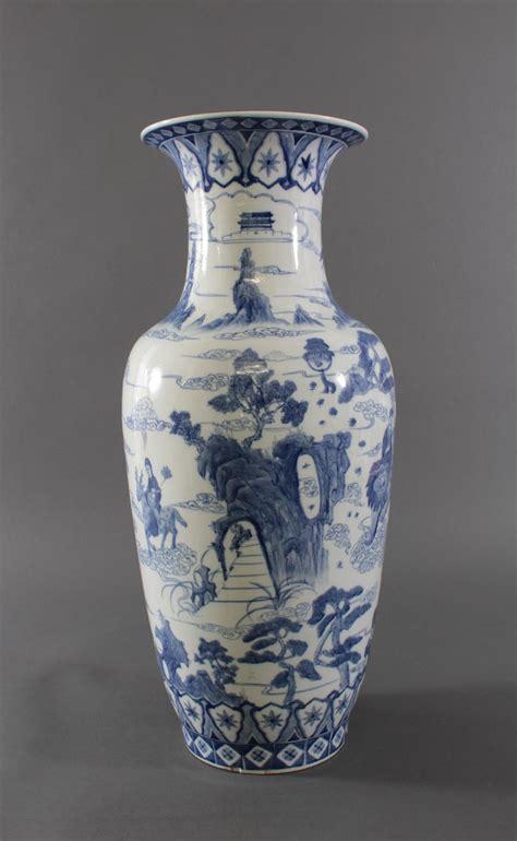 Porzellan Vasen by Gro 223 E Chinesische Porzellan Vase Bodenvase 20 Jh
