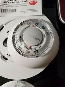 Honeywell The Round Heat Only Non