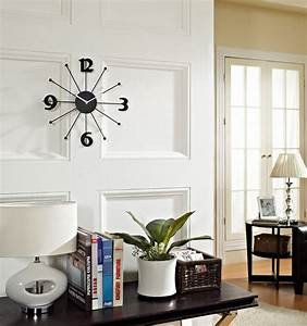 decorating inexpensive decorative wall clocks for ...