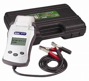 Testeur De Batterie Professionnel : testeur de batterie avec imprimante chargeur batterie testeur ~ Melissatoandfro.com Idées de Décoration